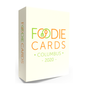 Columbus FoodieCards 2020