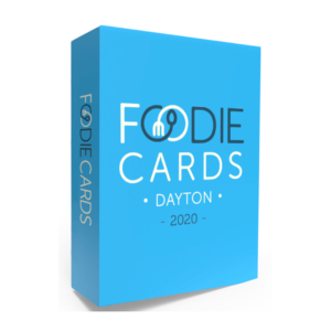 FoodieCards Dayton 2020